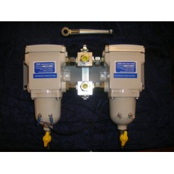Separ filterhus SWK2000/10UMK (50601-02003)