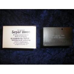 Separ filter element SWK2000/10 (50602-01060)