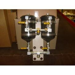 Cummins duplex fuel filter 252193
