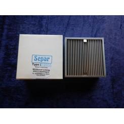 Separ filter element SWK2000/18 (50602-01860)