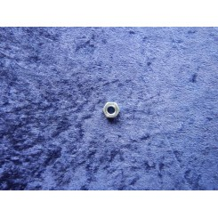 10 mm zinkbelagt møtrik 60121-01010