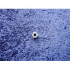 10 mm zinkbelagt låsemøtrik 60122-01010