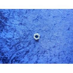 14mm zinkbelagt møtrik 60121-01014