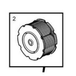 Volvo Penta air filter 21646645