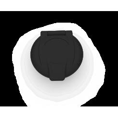 Lewmar CHSX Deck Switch black 68001249