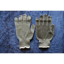 Knitted glove 6424