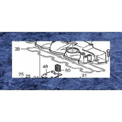 Volvo Penta valve cover gasket 3887222