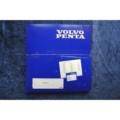 Volvo Penta slibesæt 876431
